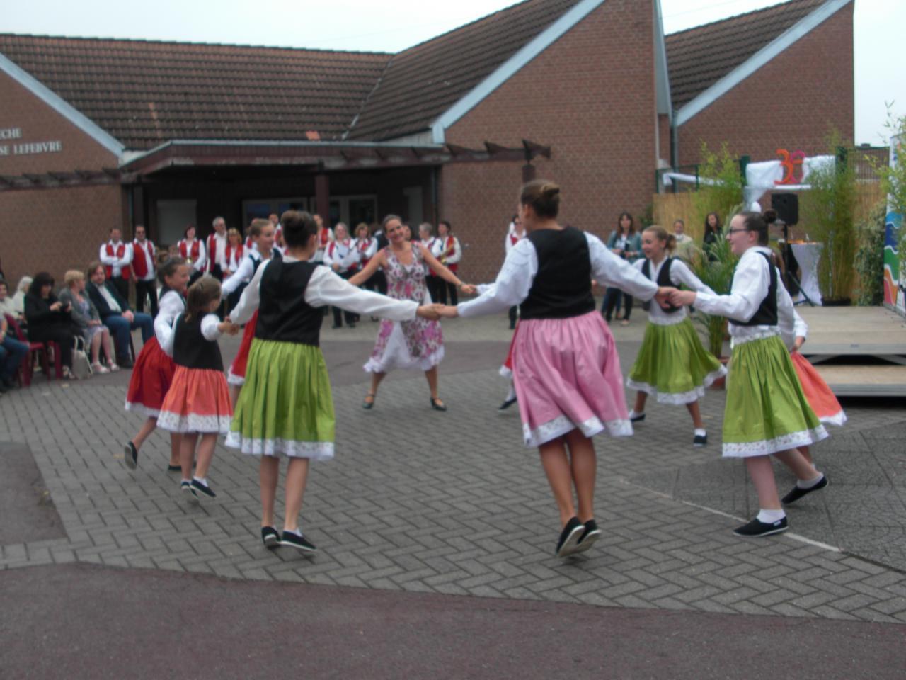 Polka Sextur, Danemark