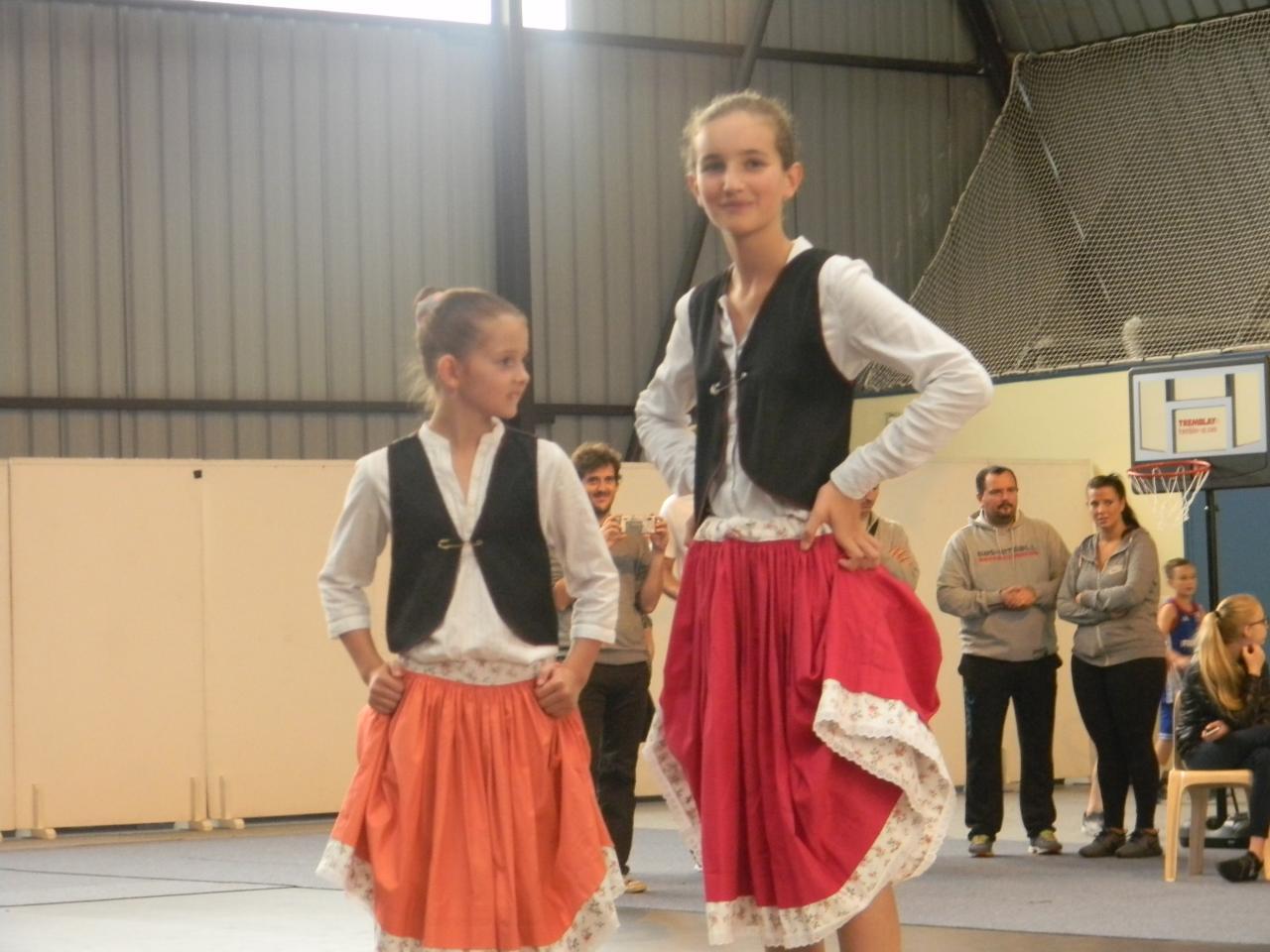 Andréa et Candice